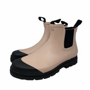 Everlane Pink Rain Boots